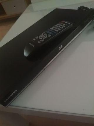 reproductor de Blu-ray y DVD Samsung casi nuevo