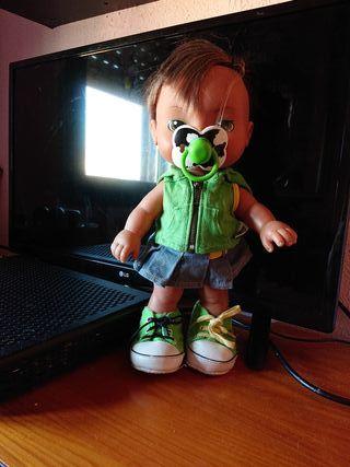 muñeca Jaguets de Famosa