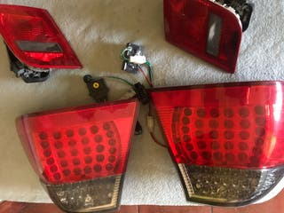 Faros led Bmw E46