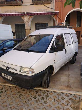 Citroen Jumpy 1996 6 plazas furgon combi.