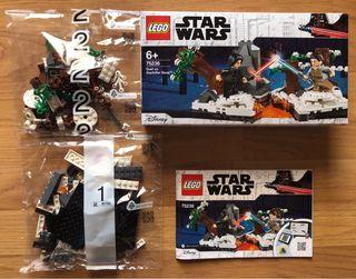 """LEGO STAR WARS 75236 """"SIN FIGURAS"""""""