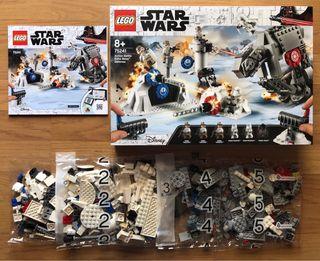"""LEGO STAR WARS 75241 """"SIN FIGURAS"""""""