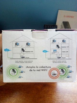 Repetidor / router / AP Wi-Fi