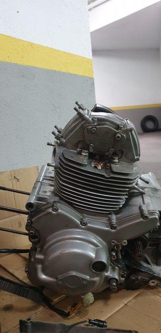 Despiece Motor Ducati Monster 620