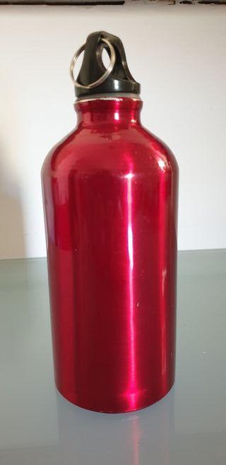 botellas de metal