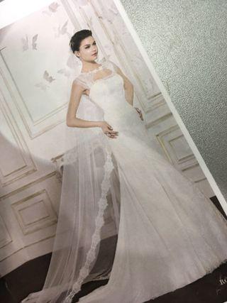 d3d7d1092 Vestido de novia de segunda mano en Manresa en WALLAPOP