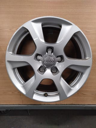 Llanta suelta Audi A4