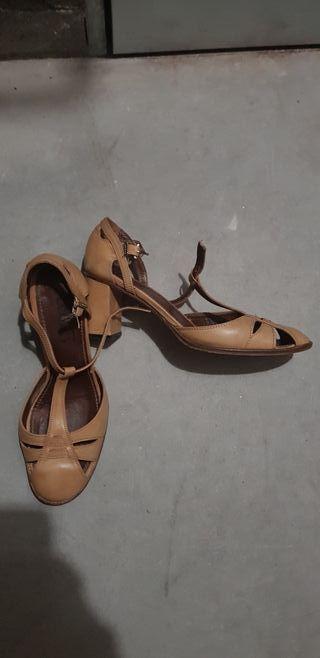 Segunda Num Por Zapatos Looky Detras 38 De Abiertos 10 € En Mano 80wOmnvN
