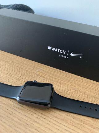 Apple watch serie 3 NIKE Edition