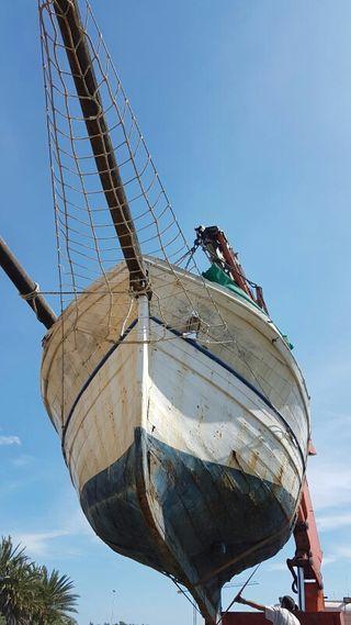Barco madera CLásico...