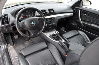BMW 116d paquete m interior + cuero