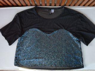 Camiseta brillo Talla M
