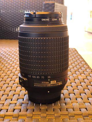 Nikon D90 + accesorios