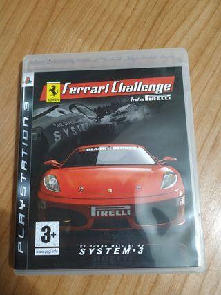 FERRARI CHALLENGE TROFEO PIRELLI PS3