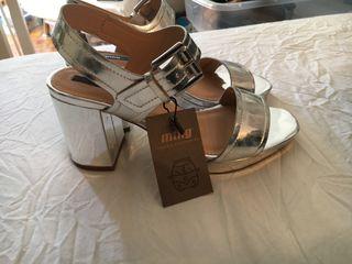 Zapatos de tacon - Talla 39