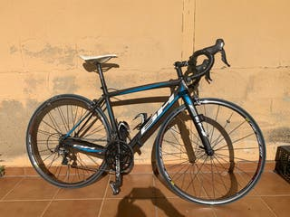 Bici carretera BH ultralight RC carbono