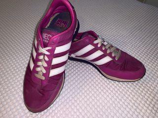 Zapatillas Adidas NEO Label T.39 1/3