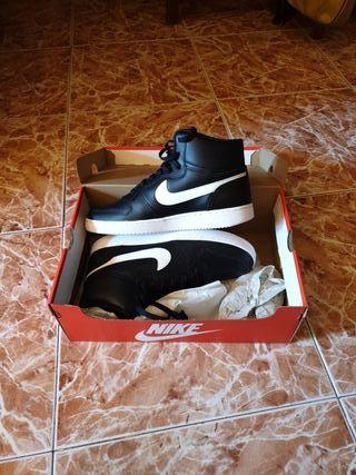 zapatillas Nike Ebernon Mid talla 42