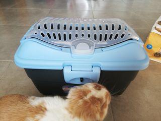 Transportin para animales pequeños
