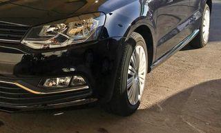 llantas con tapacubos de Volkswagen polo 6r