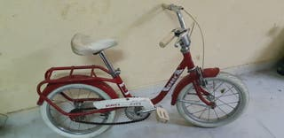 Bicicleta niño G.A.C.