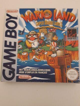 wario land game boy
