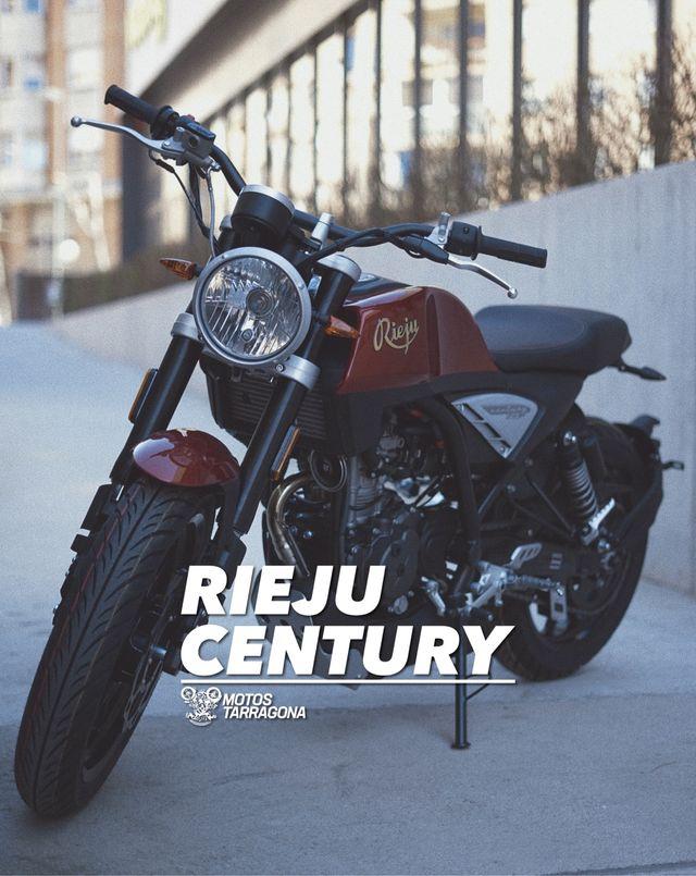 Rieju Century 125