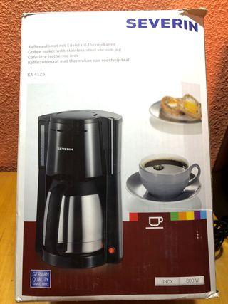 Cafetera eléctrica Severin