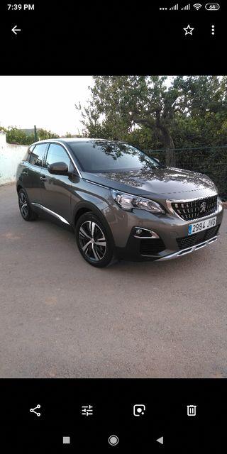Peugeot 3008 2016 con glp