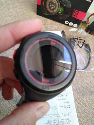 Reloj GPS/ Pulsómetro Decathlon Onmove 500