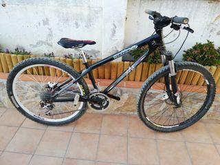 bicicleta 26 rigida