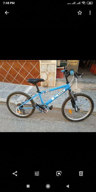 bicicleta d de niño