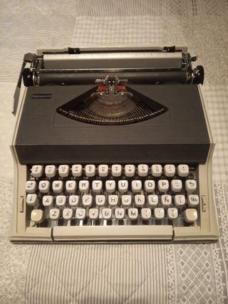 Maquina de escribir de colección