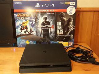 Vendo PS4 totalmente nueva