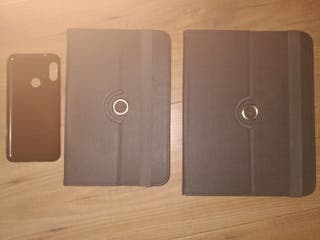 Funda tablet, mediana (10€) y grande (12€)
