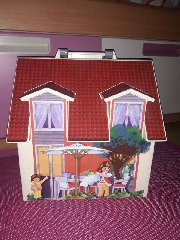 Casa Muñecas PLAYMOBIL