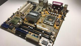 Placa Asus P5LD-2 TVM SE/S