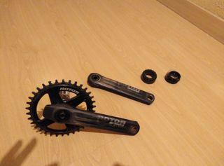 Potenciómetro Rotor in power