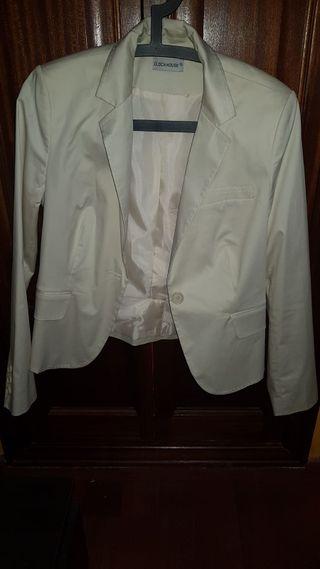 chaqueta talla 40