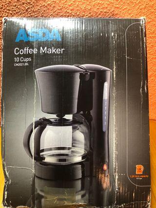 Cafetera eléctrica ASDA