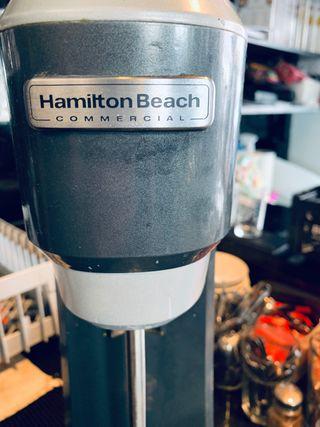 Batidora para helados y Cocktails HAMILTON BEACH
