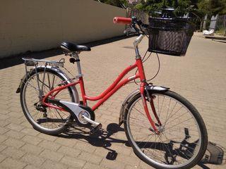 Bicicleta Paseo Raleigh
