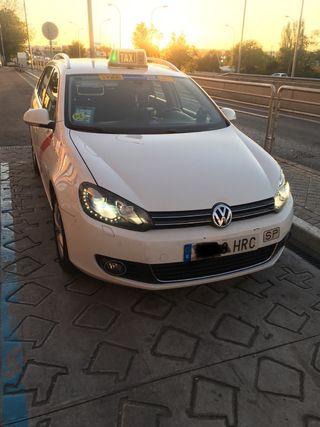 Volkswagen Golf VI Variant 2013