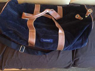 Mochila - maleta de viaje o entrenamiento Nautica