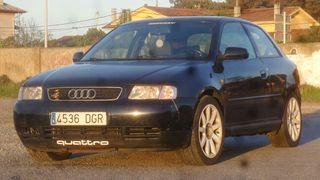 Audi A3 1.8 turbo Quattro con instalacion GLP