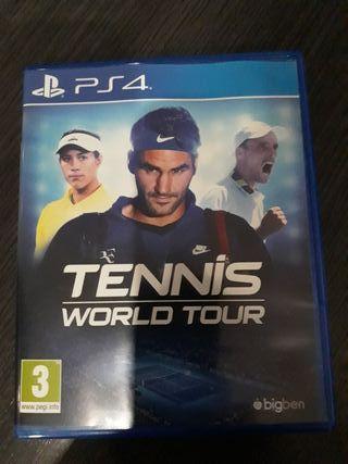 world tennis ps4