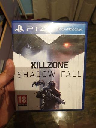vendo killzone shadow fall ps4
