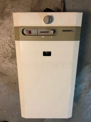 Calentador junkers auntomatico a gas