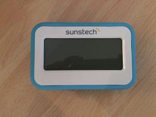 Despertador Sunstech, nuevo