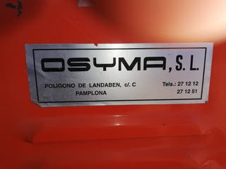 Hormigonera Osyma